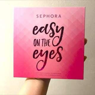 BN Sephora Easy On The Eyes Eyeshadow Palette