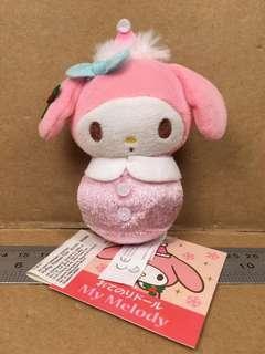 Sanrio My Melody 雪人毛公仔 672980
