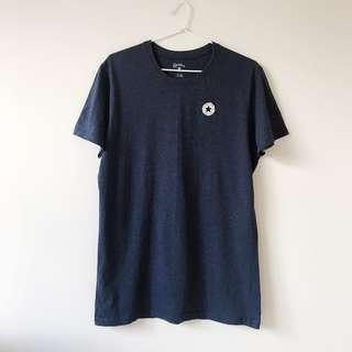 Converse ALL STAR Navy T-shirt size L