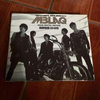 MBLAQ Y (CD + DVD) album
