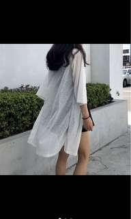 🚚 韓妞防曬罩衫 #十月女裝半價