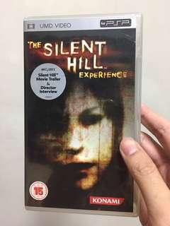 Silent Hill Experience PSP UMD Video