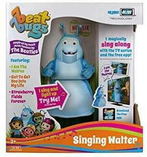 Price drop!!! Beat Bugs singing Walter