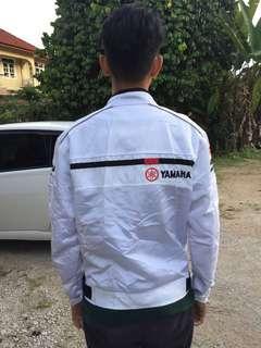 Jaket yamaha // jacket moto yamaha