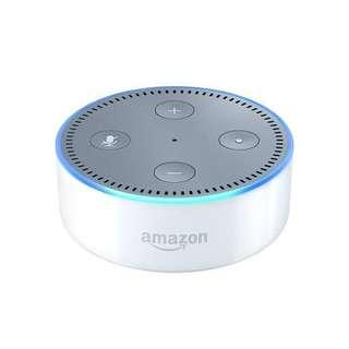 Echo dot (Brand New)