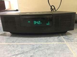 Bose Wave Radio Cum CD Player