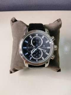 Authentic Titan Watch (With Warranty Card)