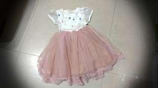 🚚 出清。女幼夏季洋裝。2件合買。