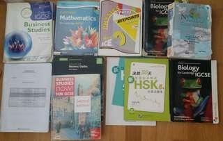 IGCSE Books #SBUX50