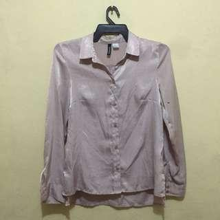 Sale!! H&M Buttoned down