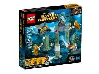 Christmas gift - LEGO® DC Comics Super Heroes Battle of Atlantis