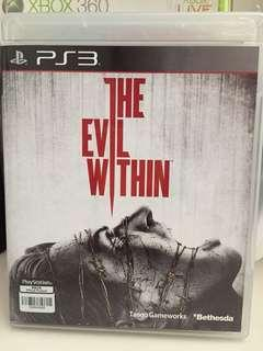 The Evil Within PS3 version