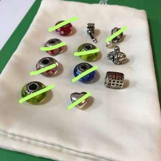 Pandora Charms (only 3 left)