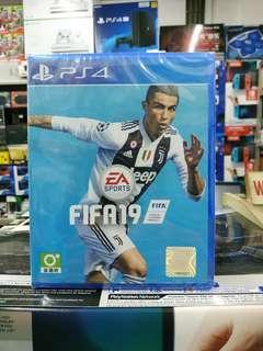 🆕 PS4 FIFA 19