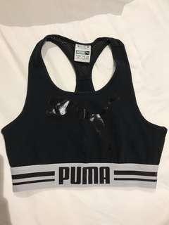 PUMA Sports Bra Black