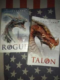 Novel Talon & Rogue by Julie Kagawa