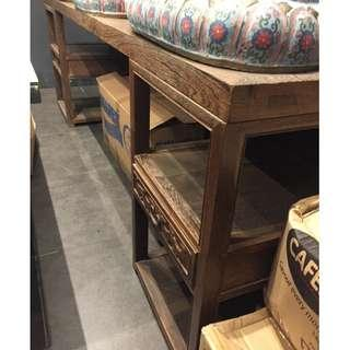 鸡翅木 Antique Wood Table