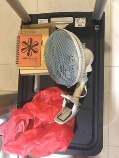 Clamp Fan