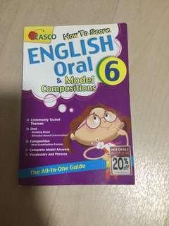 Casco English Oral & model composition P6