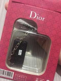 Button Dior Pelindung lubang hp NEW