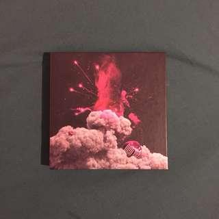 NCT 127 CHERRY BOMB ALBUM (pb+cd)
