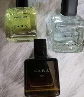 parfum zara nuit dll