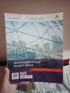Mathematics in the Modern World