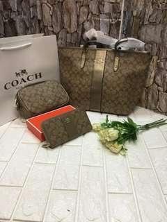 Coach Set bag