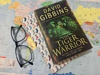 Dave Gibbins - The Tiger Warrior