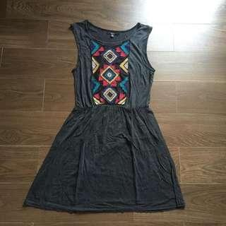 ZARA TRIBAL DRESS