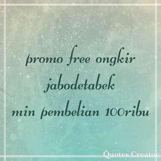 Promo 😘