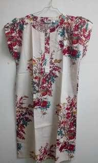 Mint - Dress bunga