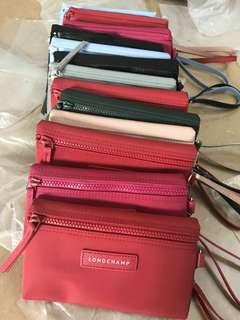 Longchamp neo 化妝包