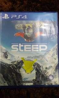 🚚 PS4 Game, STEEP