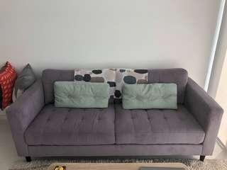 Grey Couch - Good Condition
