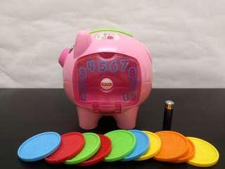 Learning Stages piggy bank