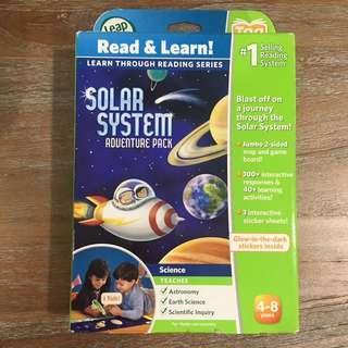 Leapreader / Leapfrog Tag Solar System