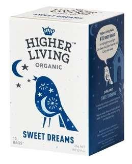 BN Higher Living Tea Sweet Dreams For $6