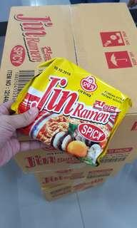 Jin Ramen Korean Noodles