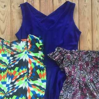 DRESS BUNDLE (3)