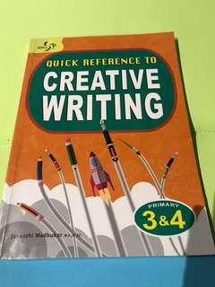 Quick Reference to Creative Writing P3 & 4