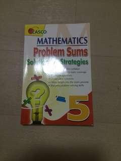 Casco Mathematics Problem Sums P5