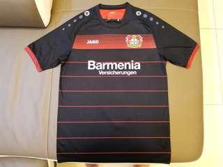 Original Jako Bayer Leverkusen Home Jersey 16/17 with No.7 Chicharito