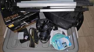 DSLR Nikon D5300