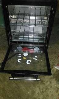 🚚 中原 大學寵物 罐頭的烤箱