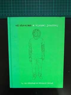 Ed Sheeran (A Visual Journey) Book