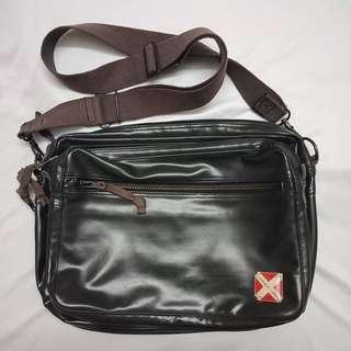 Luggage Label Sling / Shoulder Bag