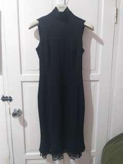 Dress black Merk Laltramoda size S