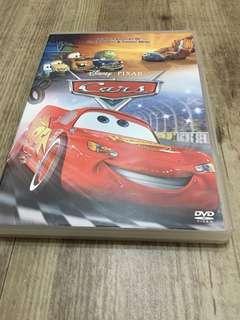 🚚 Cars 閃電麥坤 Dvd