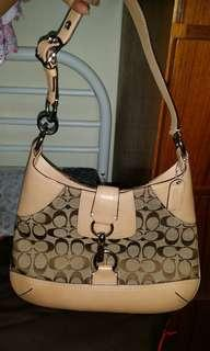 Coach handbag 95%new